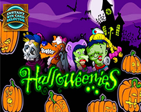 Instant Win Card Selector- Halloweenies