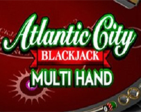 Multi Hand - Atlantic City Blackjack
