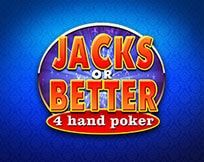 Jacks Or Better Poker 4 Hand