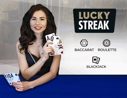 LuckyStreak Lobby